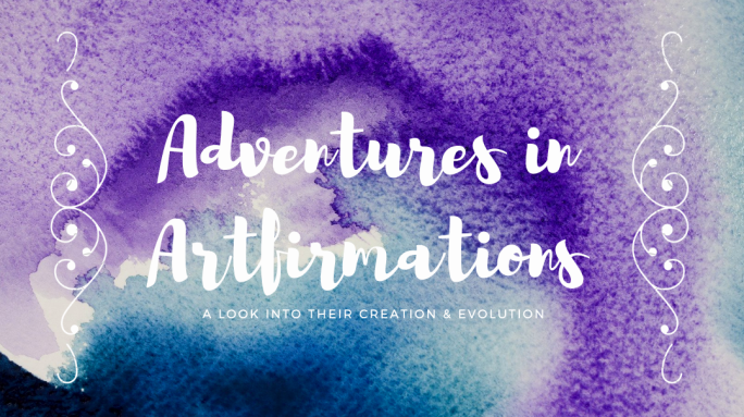 The creation of CBCInked's artistic affirmations