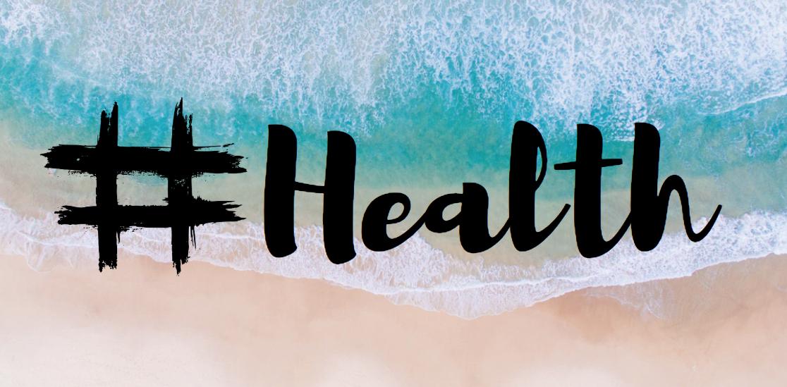 health hashtag Twitter