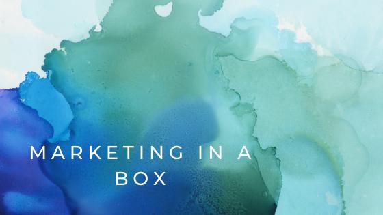 Marketing in a box